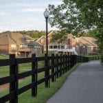 New homes in Carriage Hill