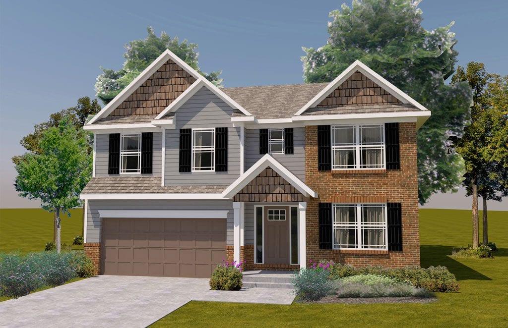 The Willowbrook by Schmidt Builders