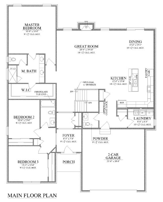 The Branson by Schmidt Builders