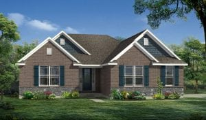 New homes in Liberty Township - 4335 Watoga Dr.